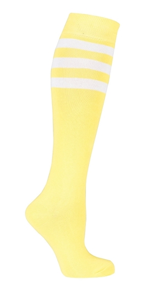Women's Stripe Knee Highs #4184