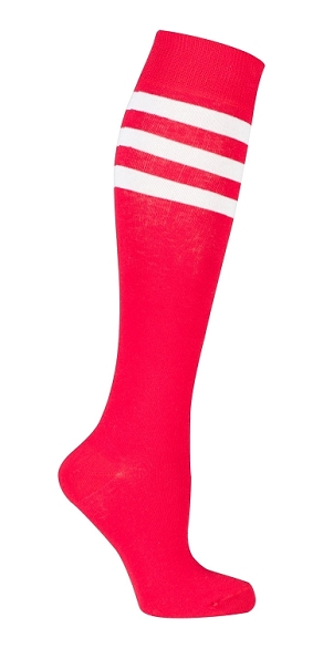Women's Stripe Knee Highs #4190