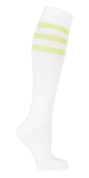 Women's Stripe Knee Highs #4199