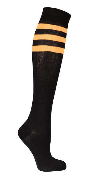 Women's Stripe Knee Highs #4204