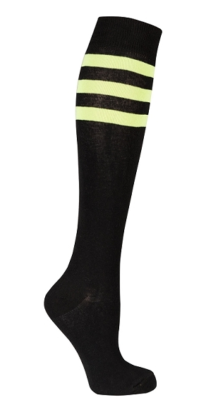 Women's Stripe Knee Highs #4206