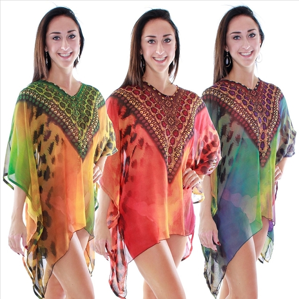 Colorful Caftans - Assorted