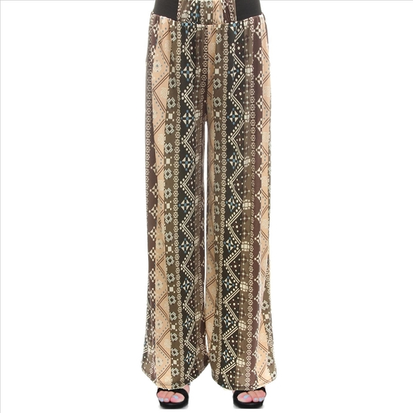 Amazing Palazzo Pants with Pockets - #134
