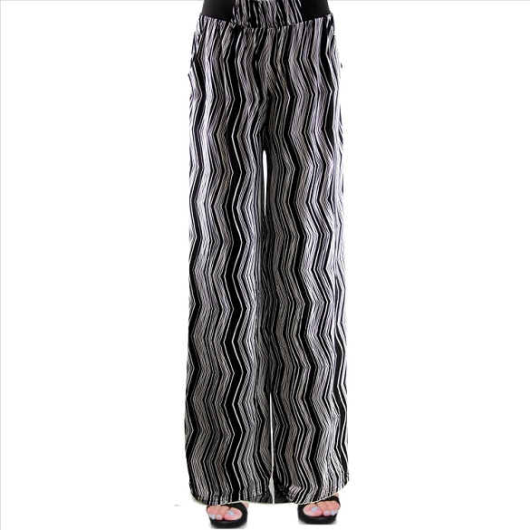 Amazing Palazzo Pants with Pockets - #189