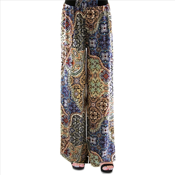 Amazing Palazzo Pants with Pockets - #192