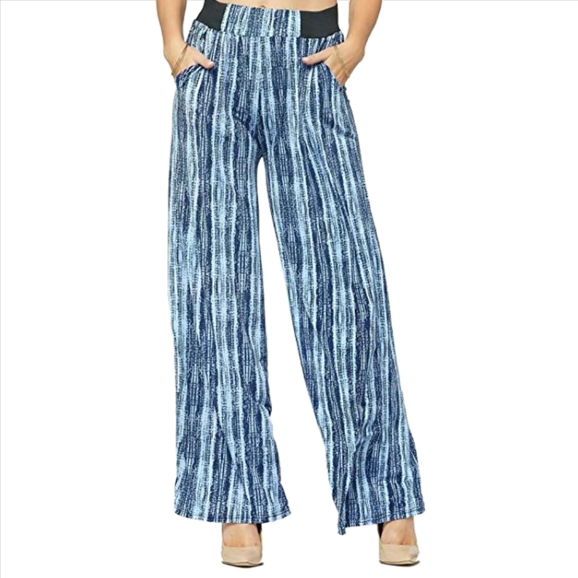 Amazing Palazzo Pants with Pockets - #217