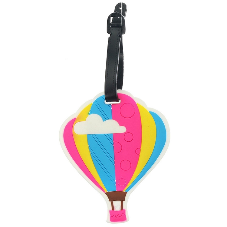 Hot Air Balloon Luggage Tag