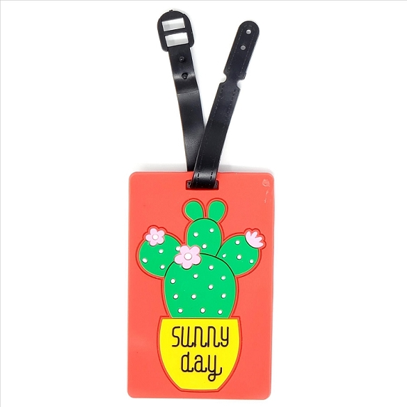 Sunny Day Luggage Tag