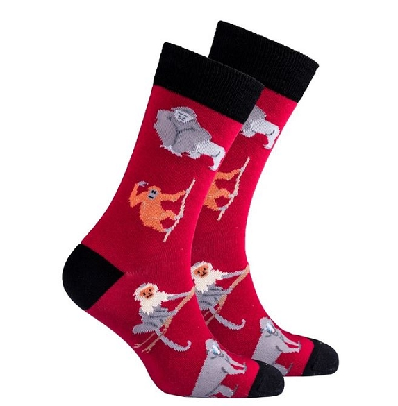 Men's Monkey Socks #1399