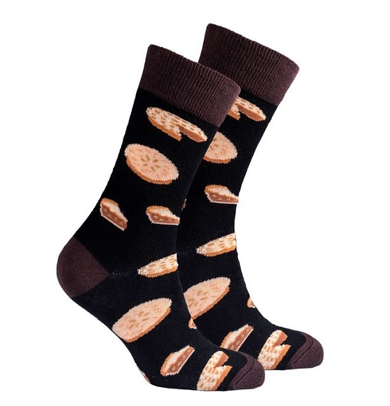 Men's Apple Pie Socks #1424