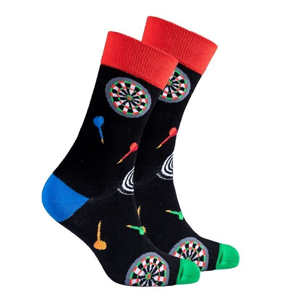 Men's Darts Socks #1427