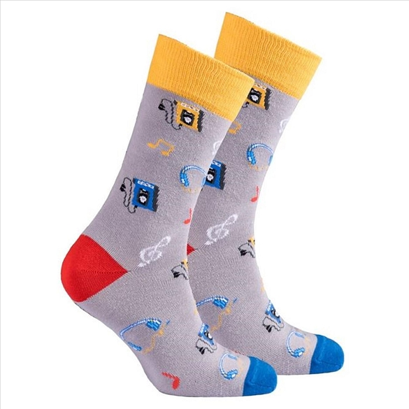 Men's Radio Socks #1432