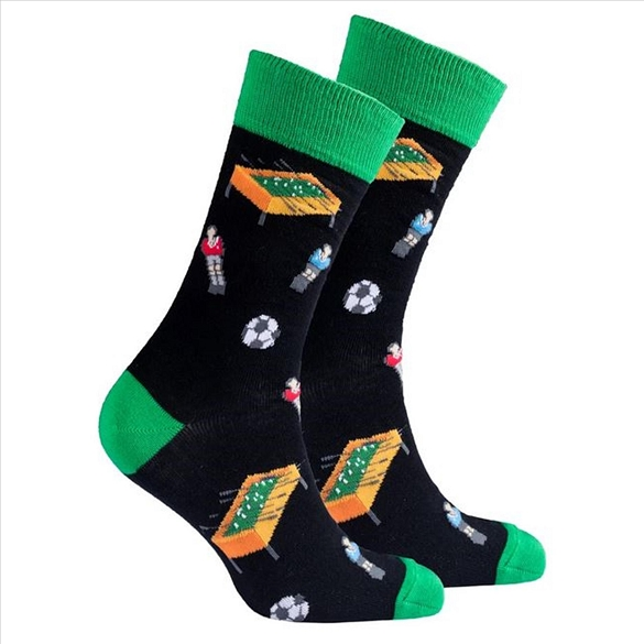 Men's Fooseball Socks #1435