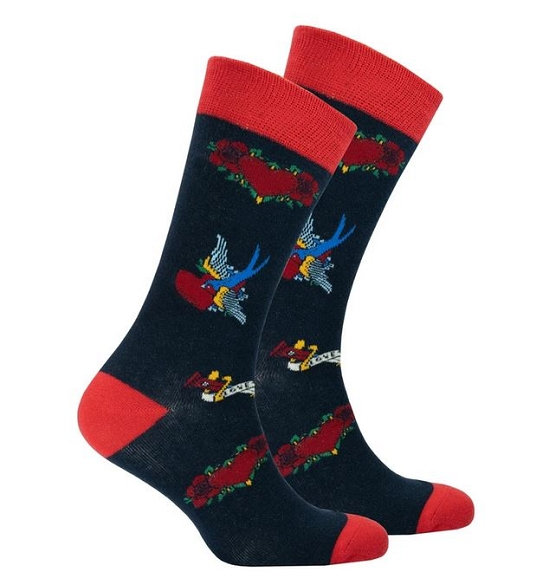 Men's Tattoo Socks #1457