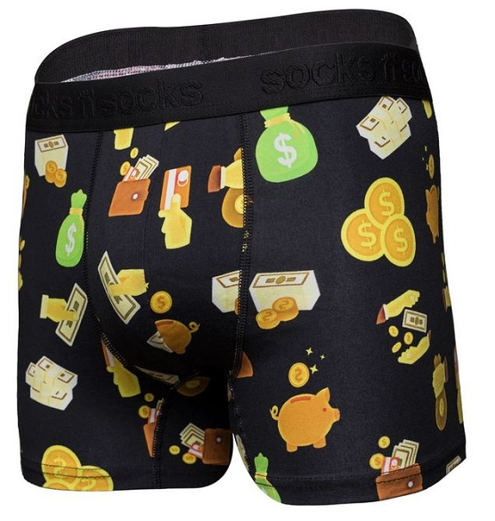 Men's Boxers - Money
