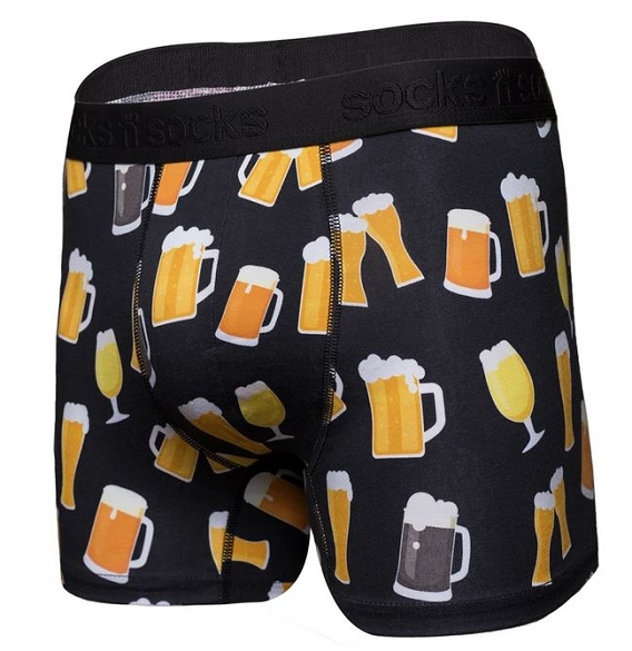Men's Boxers - Craft Beer