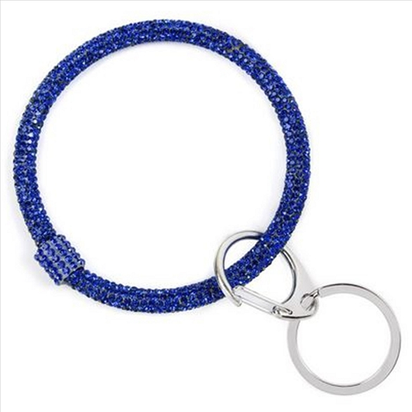 Bracelet Key Chain - Royal