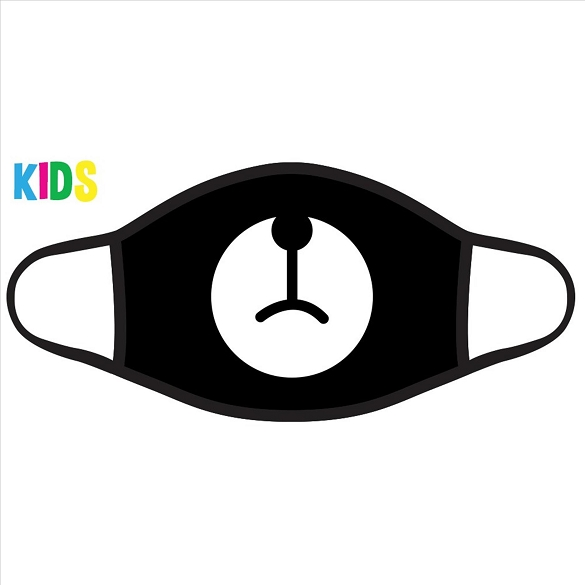 Baby Bear Kids Face Mask