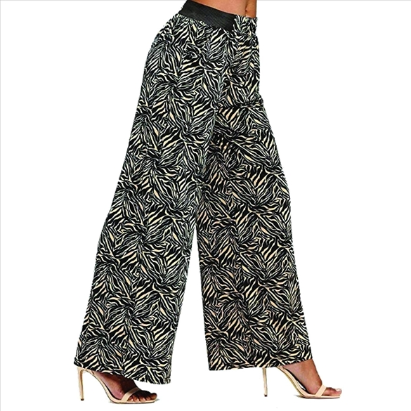 Amazing Palazzo Pants with Pockets - #196