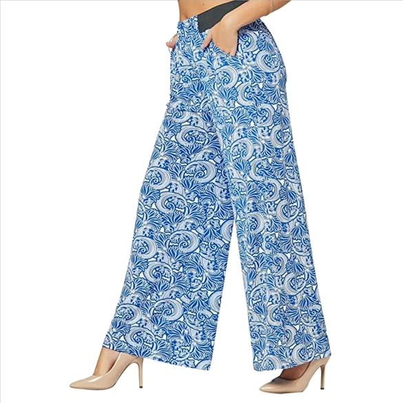 Amazing Palazzo Pants with Pockets - #208