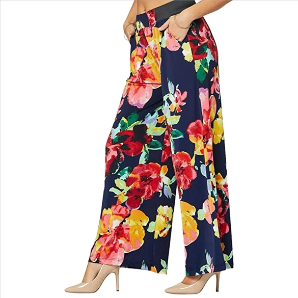 Amazing Palazzo Pants with Pockets - #215