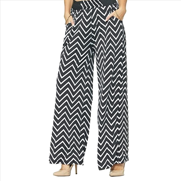 Amazing Palazzo Pants with Pockets - #220