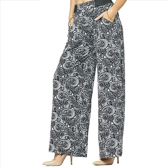 Amazing Palazzo Pants with Pockets - #221