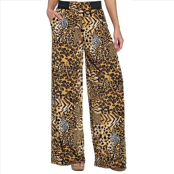 Amazing Palazzo Pants with Pockets - #222