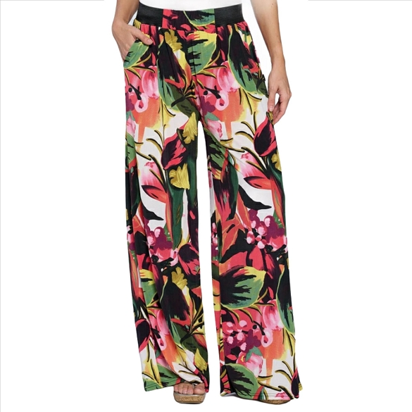 Amazing Palazzo Pants with Pockets - #224