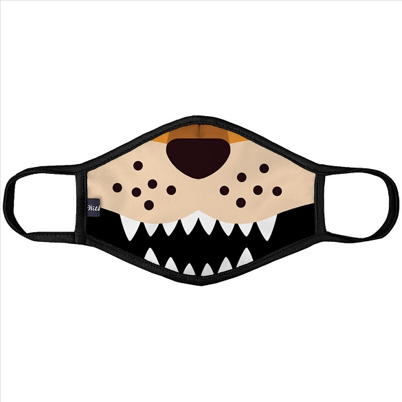 Anime Wolf Face Mask