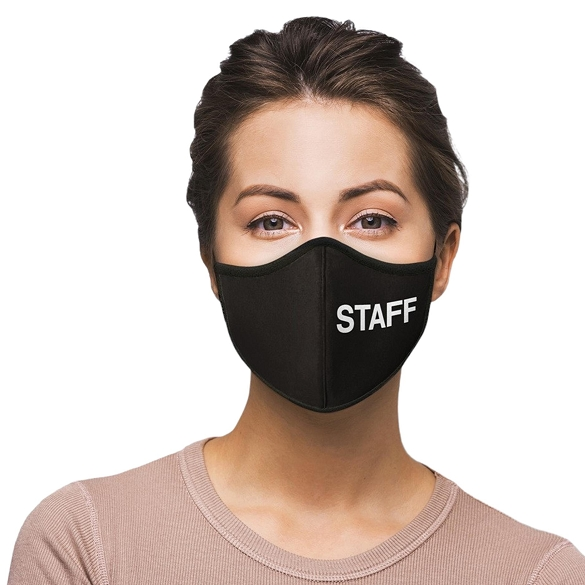 Staff Adjustable Ear Loops Face Masks