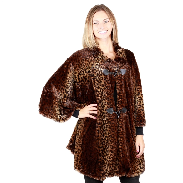 6 Pack Amazing Swing Jackets - Leopard