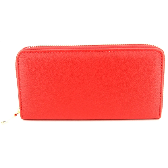 Solid Red Wallets