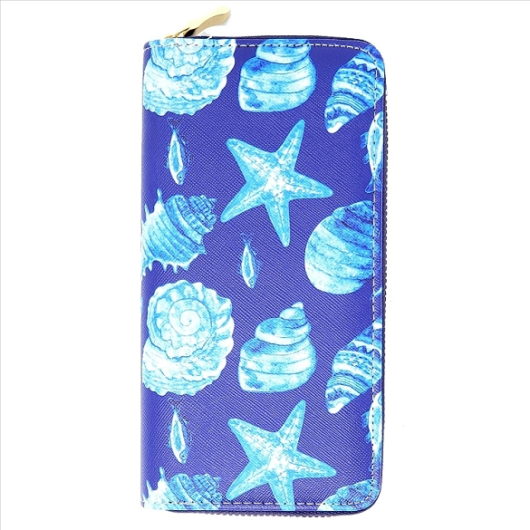 Sea Shell Wallet