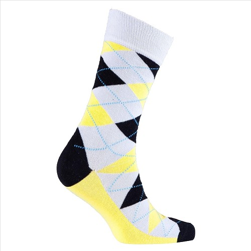 Men's Argyle Socks #1020