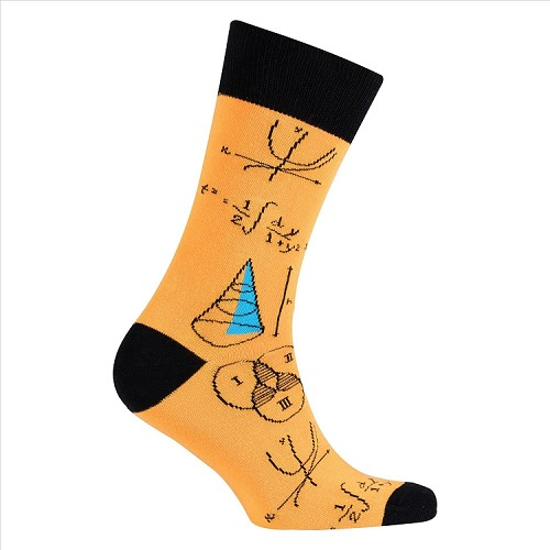 Men's Science Crew Socks #1115