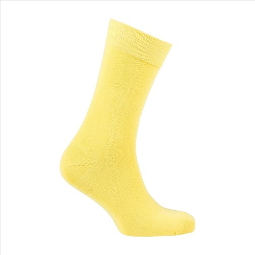 Men's Solid Crew Socks #1181