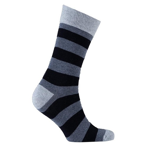 Men's Striped Crew Socks #1246