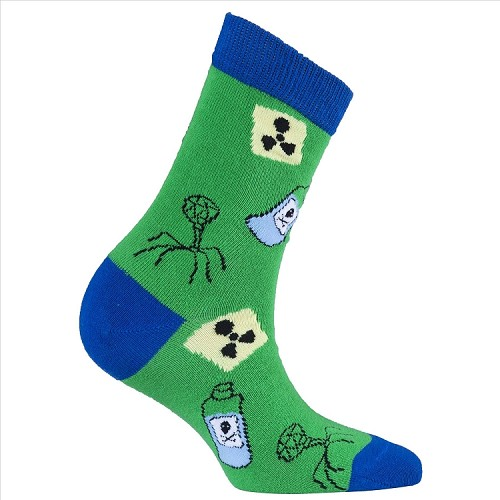 Women's Science Crew Socks #4045