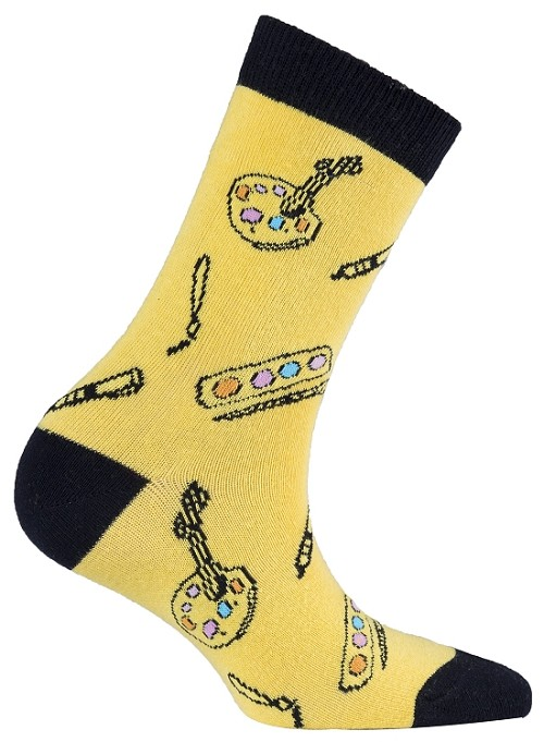 Women's Science Crew Socks #4049
