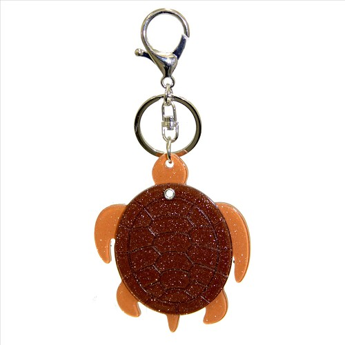Turtle Keychain / Mirror