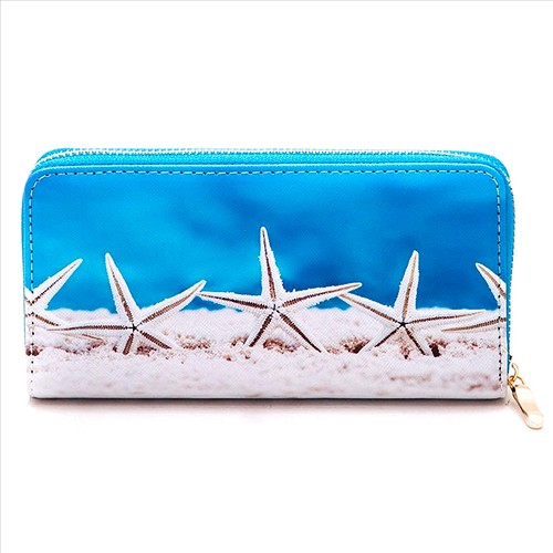 Starfish Wallet - 6 Pack